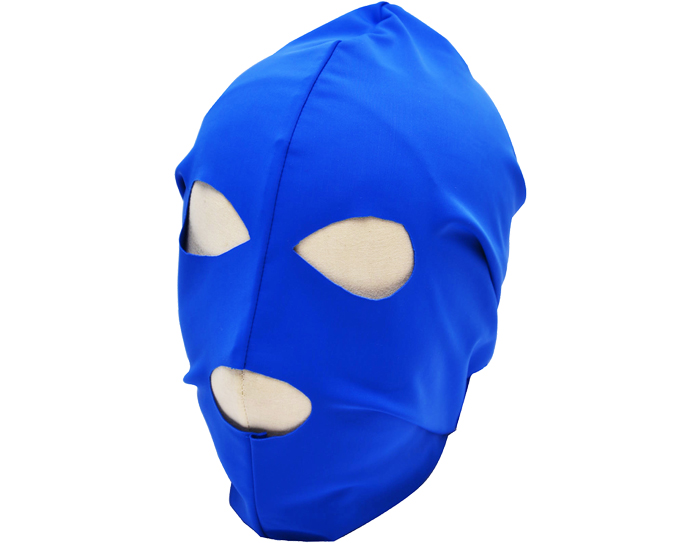 BLUE CHROMA KEY MASK (2014)