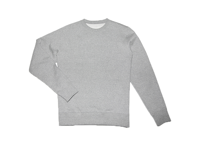 HALF SWEAT SHIRT (al,thing X HALOMINIUM) (2014)